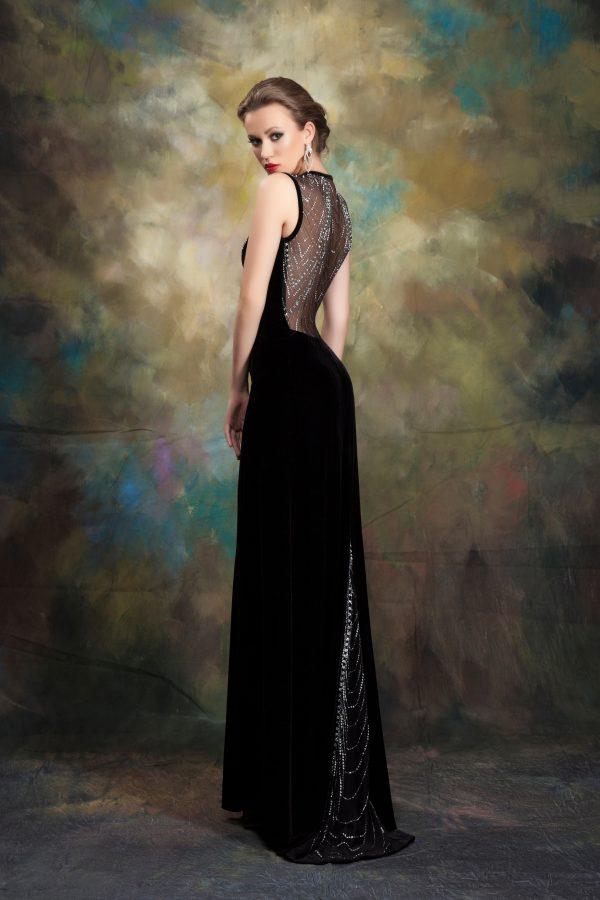 Вечерна рокля - Модел 1732