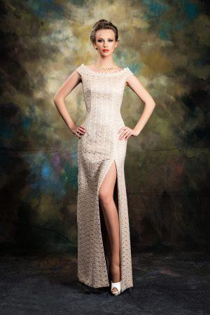 Вечерна рокля - Модел 1734
