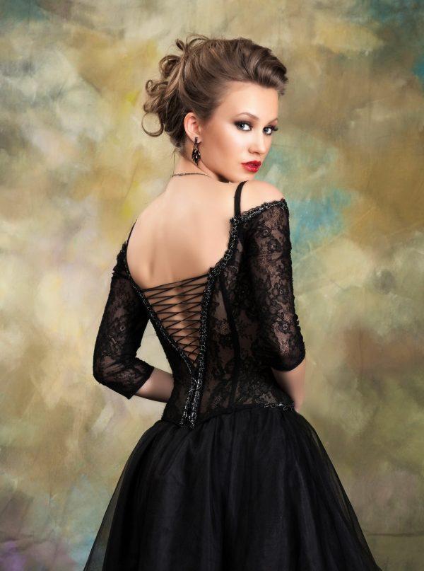 Вечерна рокля - Модел 1735