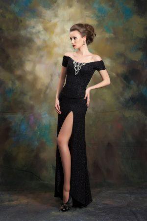Вечерна рокля - Модел 1736