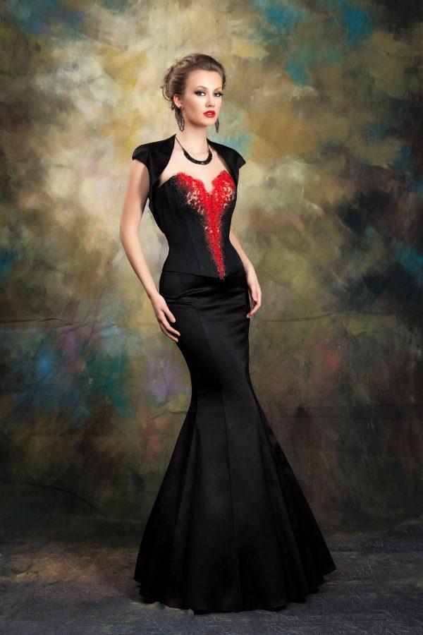 Вечерна рокля - Модел 1737