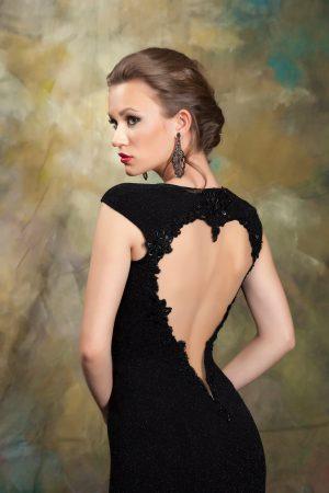 Вечерна рокля - Модел 1738