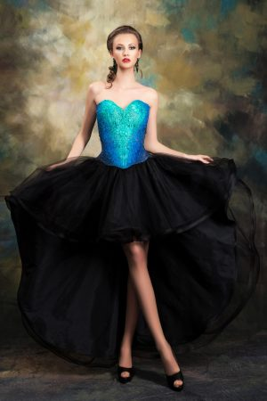 Вечерна рокля - Модел 1742