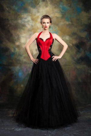 Вечерна рокля - Модел 1745