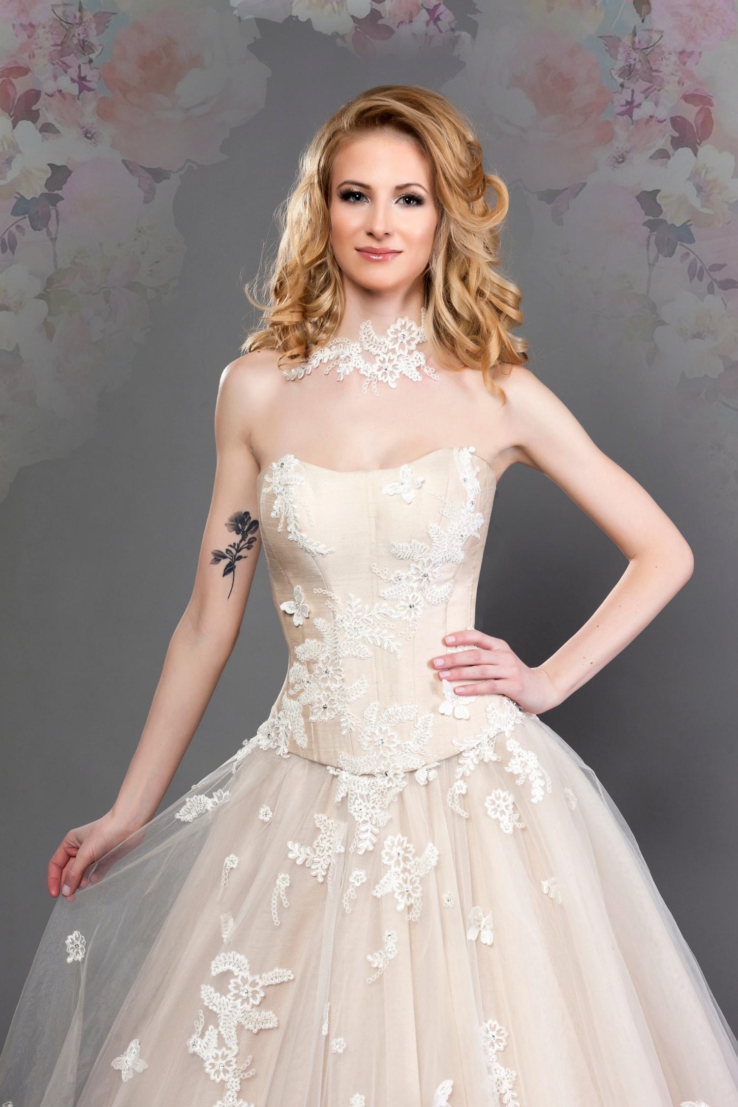 Сватбена рокля 1801