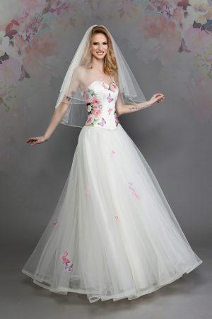 Сватбена рокля Модел 1805