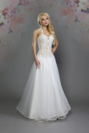 Сватбена рокля Модел 1806