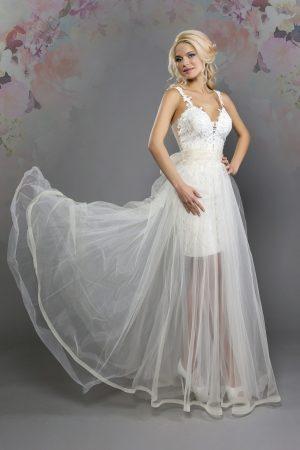 Сватбена рокля Модел 1808