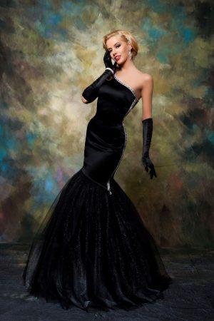 Официална рокля модел 1522