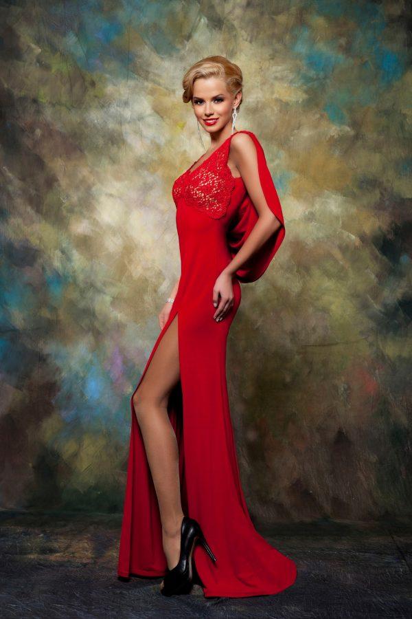 Официална рокля модел 1524