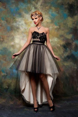 Официална рокля модел 1525