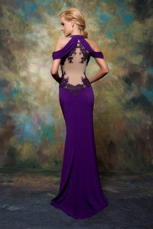 Официална рокля модел 1528