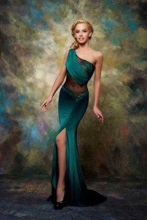 Официална рокля модел 1529