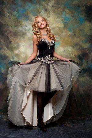 Официална рокля модел 1530