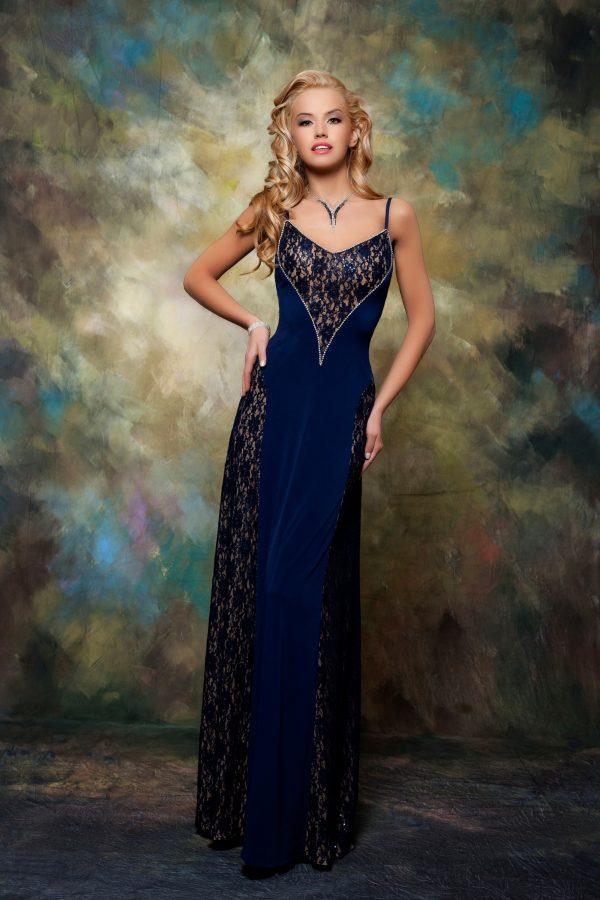 Официална рокля модел 1531