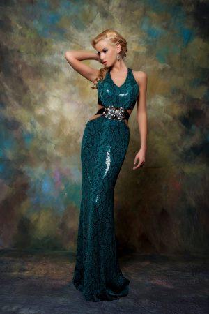 Официална рокля модел 1532