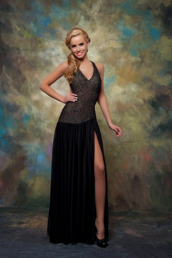 Официална рокля модел 1533