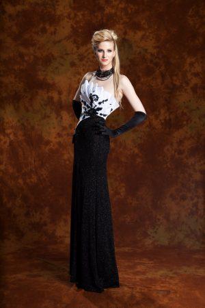 Официална рокля 1355