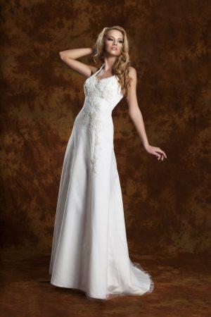Сватбена рокля модел 1303