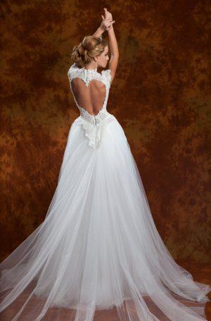 Сватбена рокля модел 1306
