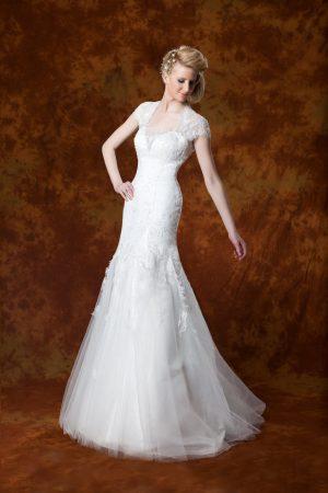 Сватбена рокля модел 1313