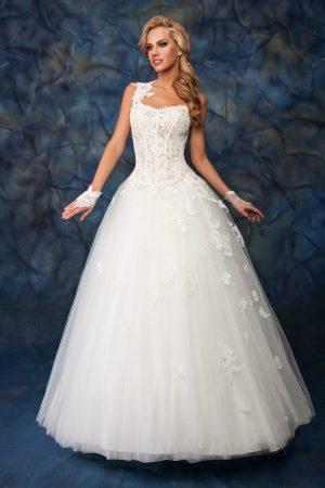 Сватбена рокля модел 1403