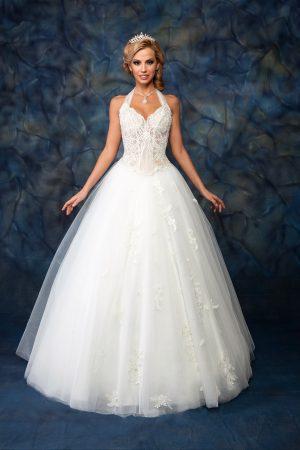 Сватбена рокля модел 1404