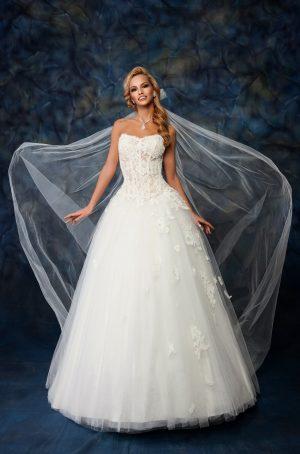 Сватбена рокля модел 1406