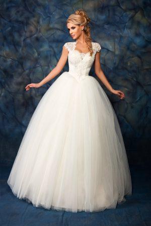 Сватбена рокля модел 1407