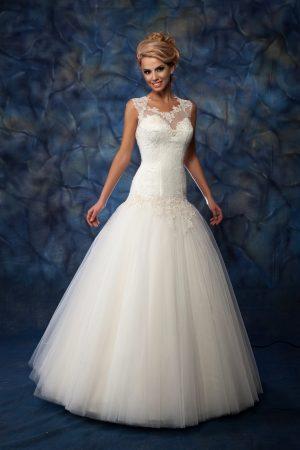 Сватбена рокля модел 1408