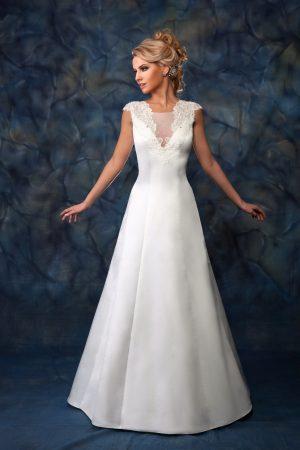 Сватбена рокля модел 1411