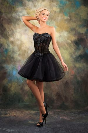 Вечерна рокля 1635