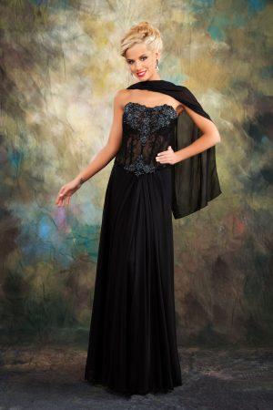 Вечерна рокля 1636