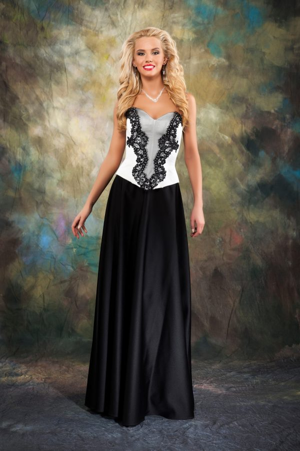 Вечерна рокля 1637