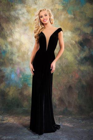 Вечерна рокля 1638