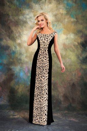Вечерна рокля 1640