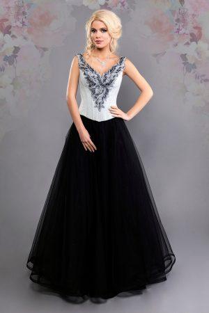 Официална рокля модел 1834