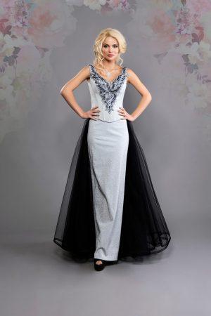 Официална рокля модел 1835