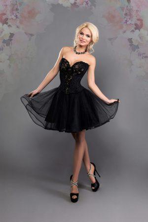 Официална рокля модел 1838