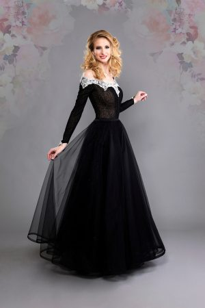 Официална рокля модел 1840