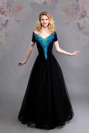 Официална рокля модел 1842