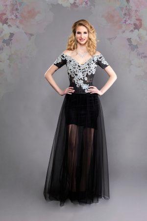 Официална рокля модел 1843