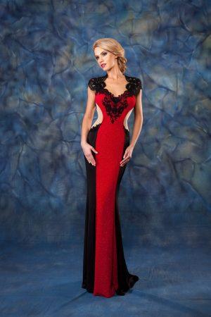 Бална вечерна рокля Модел 1433