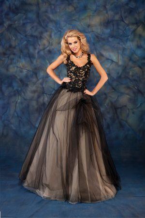 Бална вечерна рокля Модел 1435