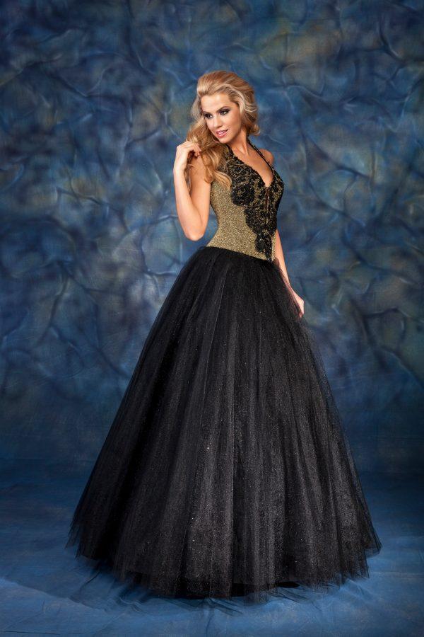 Бална вечерна рокля Модел 1437