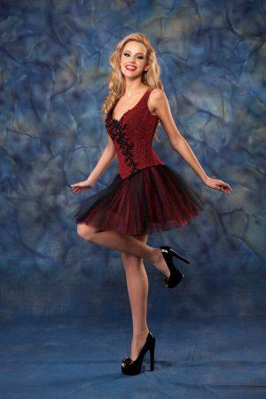 Бална вечерна рокля Модел 1438