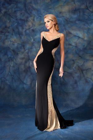 Бална вечерна рокля Модел 1440