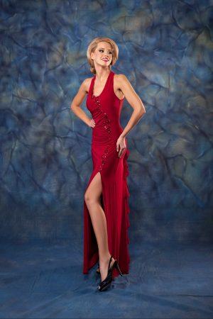 Бална вечерна рокля Модел 1444