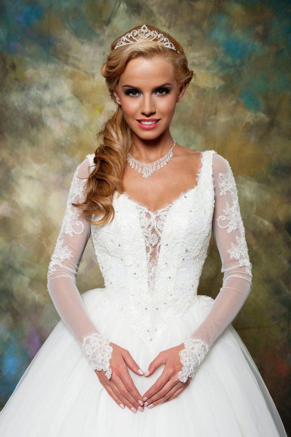 Сватбена рокля 1505