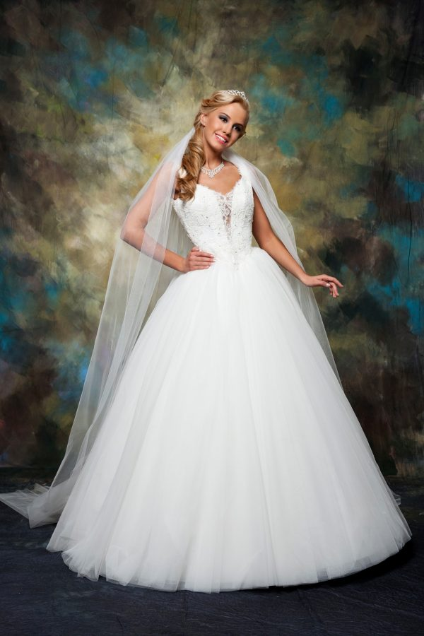 Сватбена рокля 1507